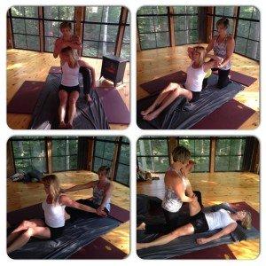 Certified Thai Yoga Massage