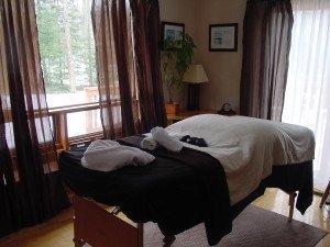 Hot Stone Massage by Dianne Adams