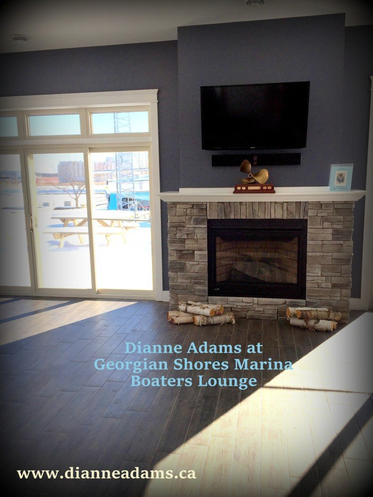 Dianne Adams offers classes at the Marina